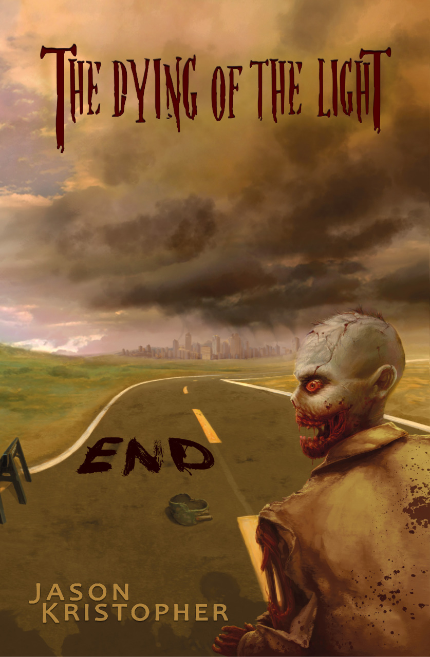 """The Dying of the Light: End"" Cover"