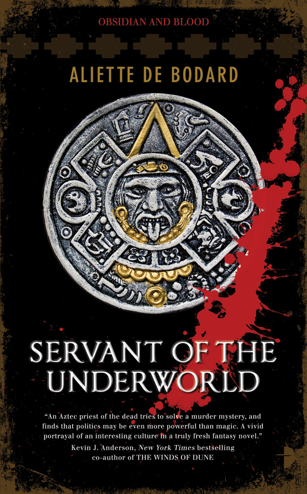 Servant of the Underworld [Cover]