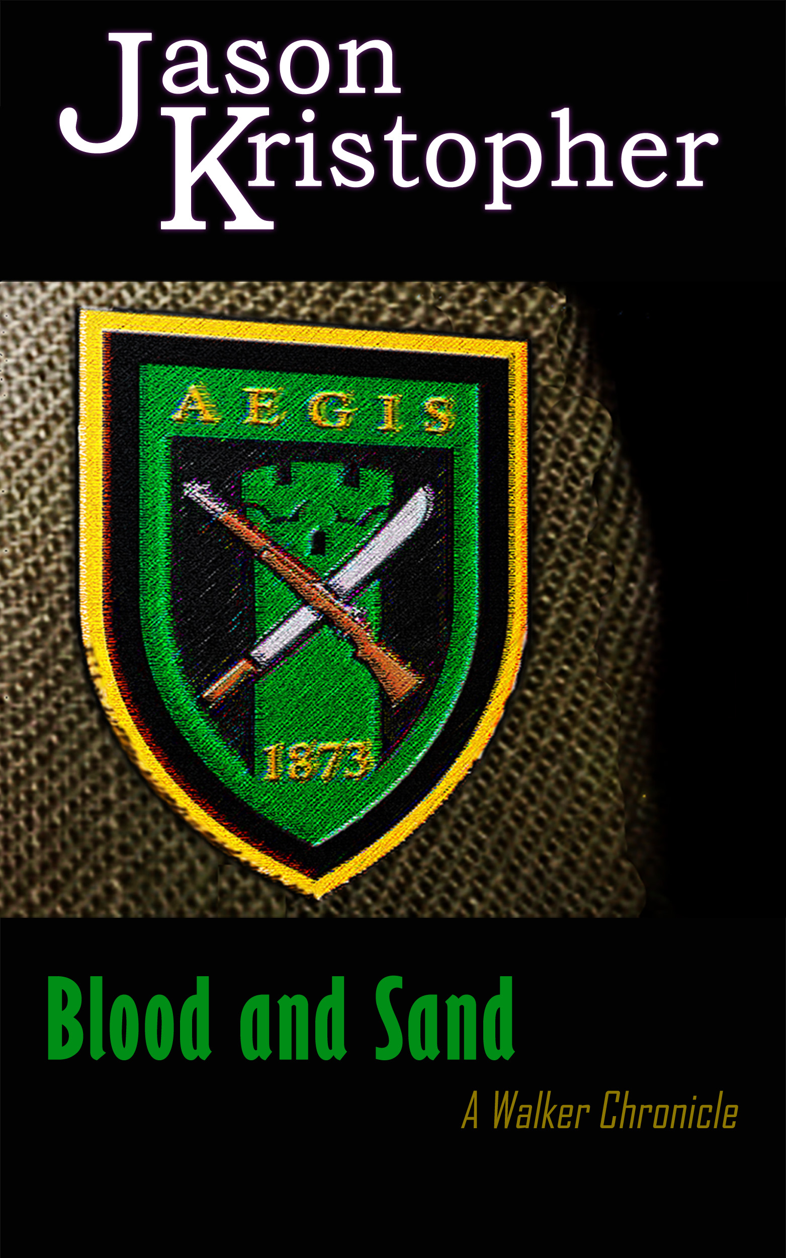 Blood and Sand [Cover, Kindle]
