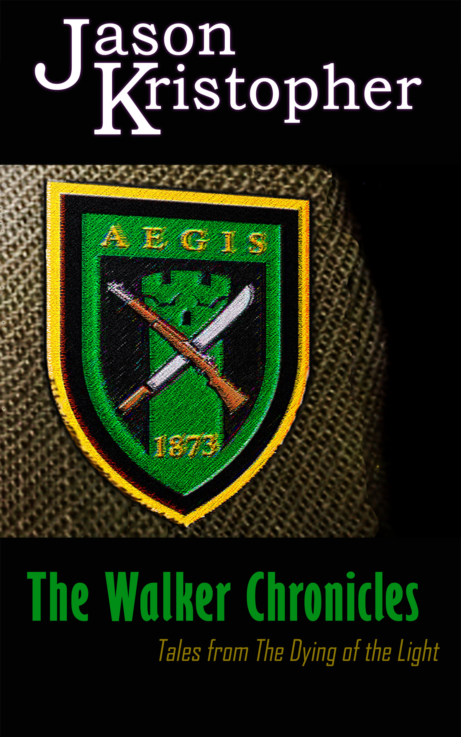 Walker Chronicles, The [Cover, Kindle]